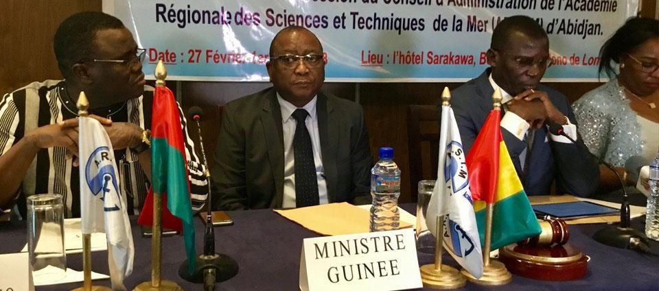 Discours De Monsieur Oye Guilavogui  Ministre D U2019etat